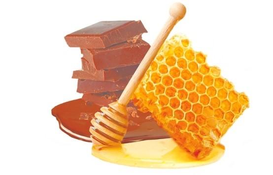 Masque chocolat et miel