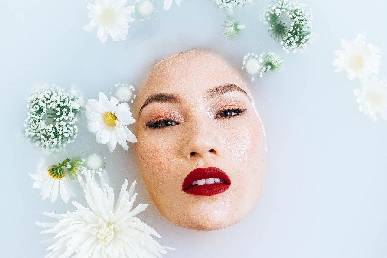 produit pour masque visage