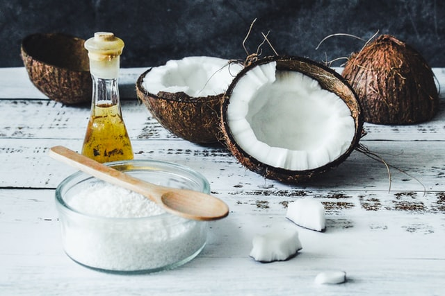 fabrication huile de coco