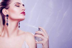 mascara et le parfum
