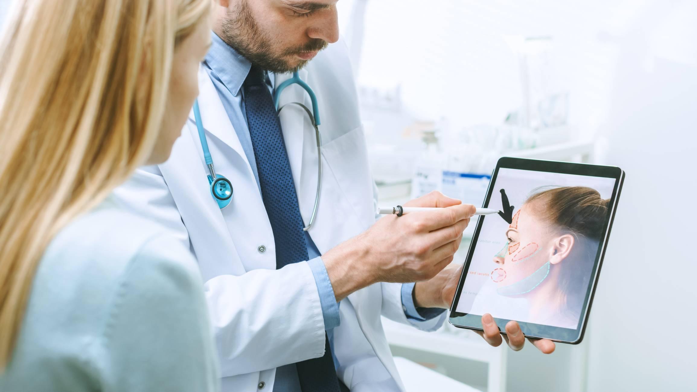 lifting cervico-facial chirurgien esthétique