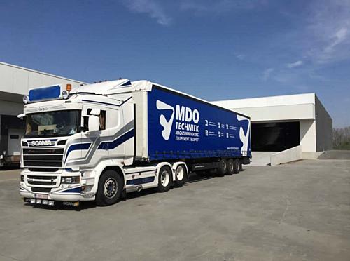 MDO Truck