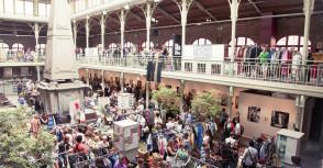 Brussels Vintage Market : le passé le plus actuel