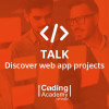 Talk : Discover web app projects