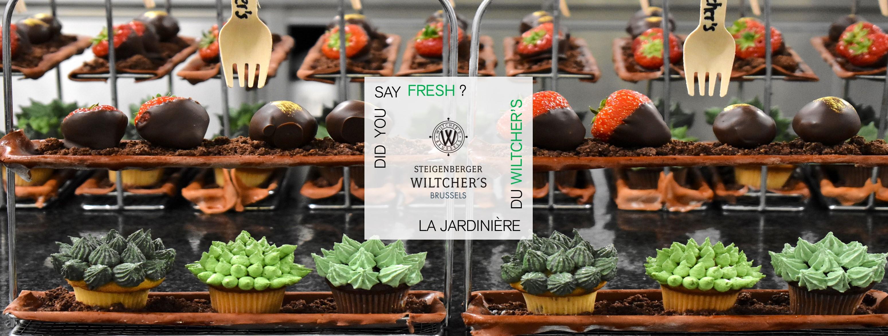La Jardinière du Wiltcher's, le nouvel espace lunch où s'évader