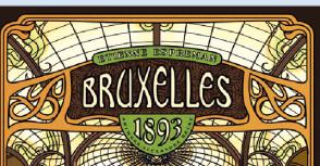Bruxelles 1893 : de l'Art nouveau au jeu de société