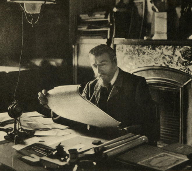 Victor Horta, the father of Art Nouveau in Brussels