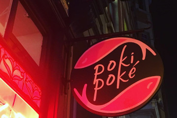 Poki Poké Bruxelles : le poké bowl qui ne vous rendra pas toqué