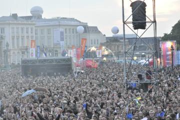 Bruxelles, capitale d'une terre de festivals