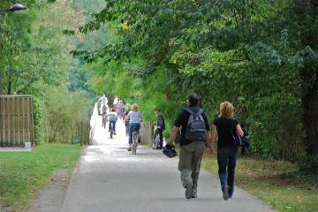 Promenade Verte de Bruxelles : 60 km entre rural et urbain !