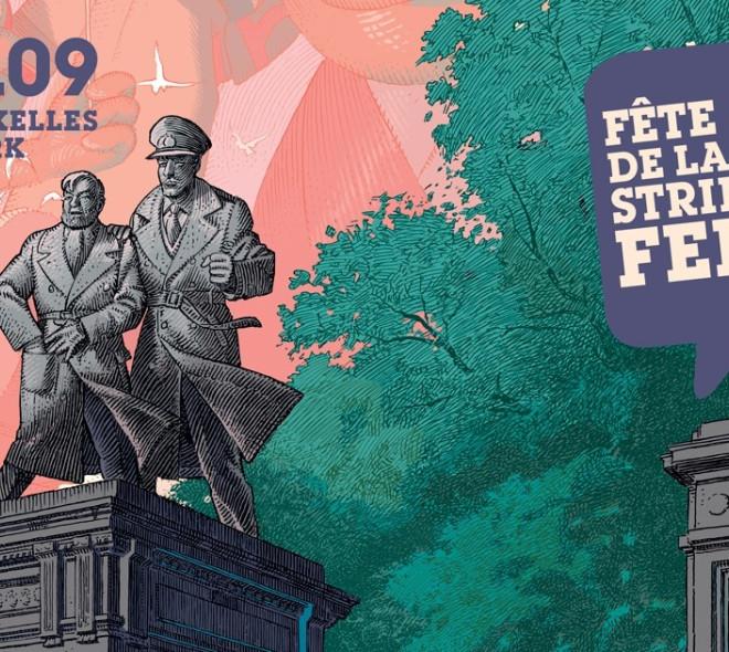 Blake & Mortimer à l'affiche de la Fête de la BD 2019 : découvrez le programme