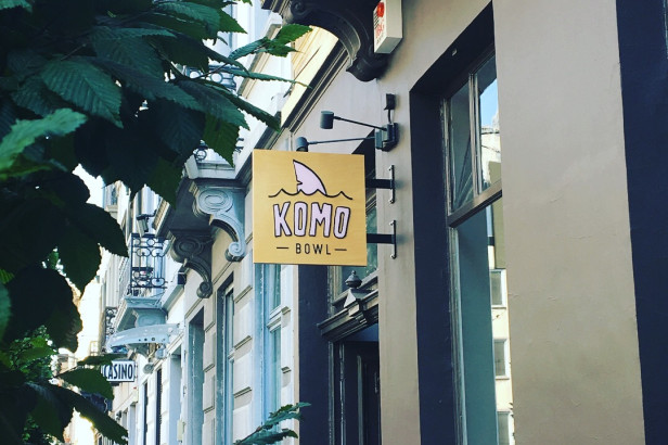 Avec Komo Bowl, il n'y a plus qu'une vague à prendre entre Ixelles et Hawaï