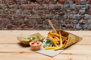 PATATAK, le fritkot durable et local qui mitraille(tte) vos assiettes