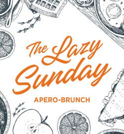 Lazy Sunday Apero Brunch
