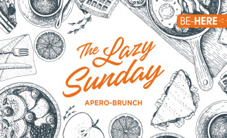 Lazy Sunday Apero Brunch