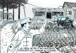 BD Exposition-Vente Alex W. Inker - Révolution chinoise et érotisme