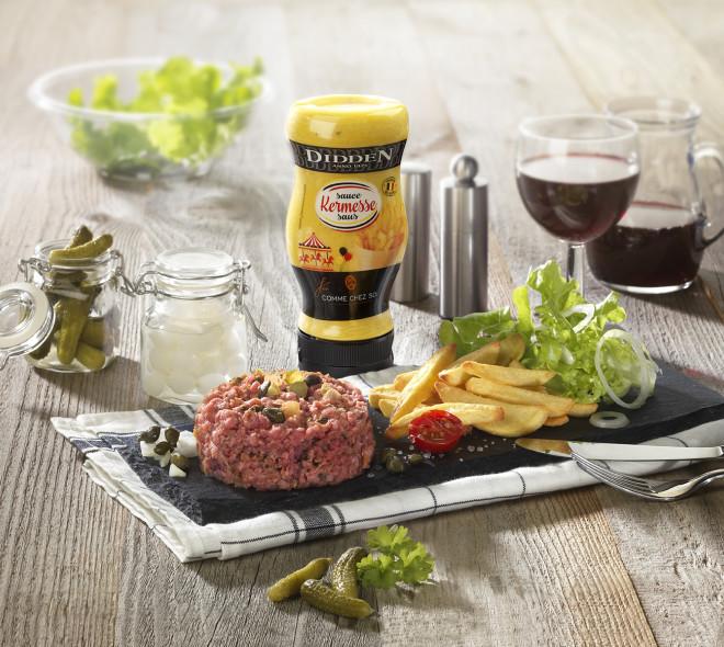 La sauce Kermesse : une « mayo » typiquement bruxelloise