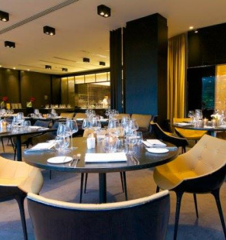 The Restaurant by Pierre Balthazar