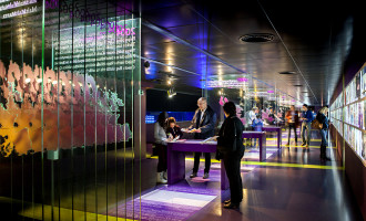 Experience Europe interactively at the Parlamentarium