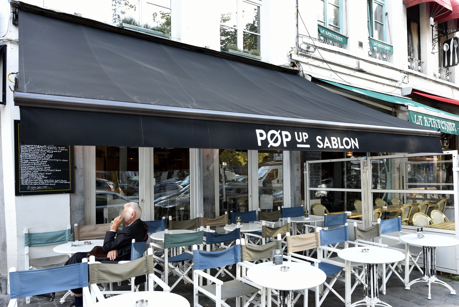 POP-UP Sablon, Restaurants Bruxelles - Brusselslife.be