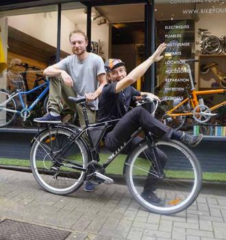 Bike Your City