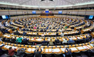 L'Europe toute en interactivité au Parlamentarium
