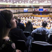 L'Hémicycle du Parlement européen