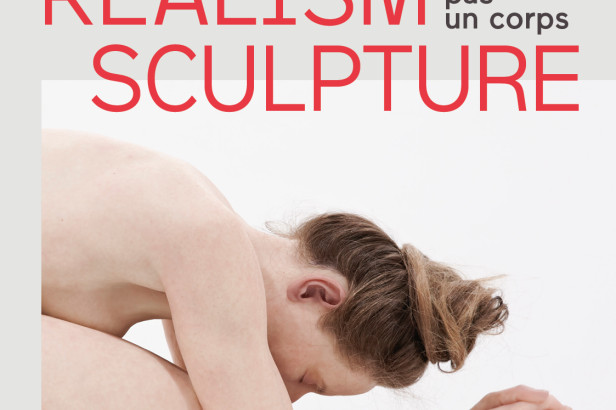 Hyperrealism Sculpture. Ceci n'est pas un corps