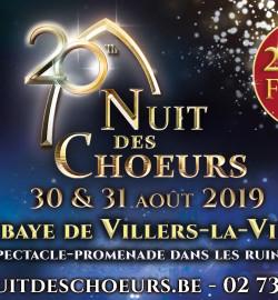 [CONCOURS] Nuit des Choeurs 2019