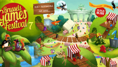 Brussels Games Festival 2019