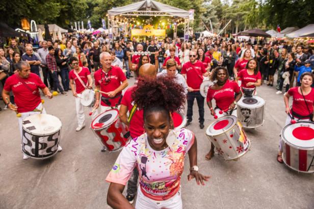 Fiesta Latina : une fête chaude comme la braise, caliente comme l'été