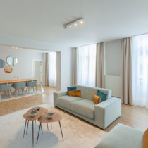Aedifica (Un)furnished Rentals Brussels