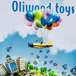 Oli Wood Toys - La Chasse