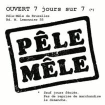 Pêle-Mêle - Ixelles