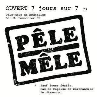 Pêle-Mêle - Bruxelles