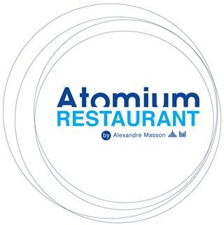 Atomium Restaurant by Alexandre Masson
