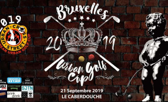 Bruxelles Urban Golf Cup 2019 (Edition Nationale)