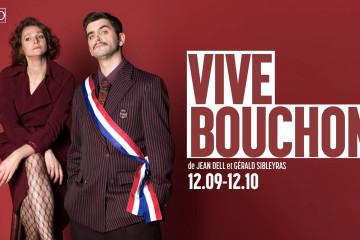"""Théâtre de la Toison d'Or : un début de saison au cri de """"Vive Bouchon"""""""