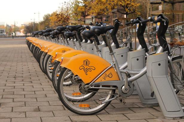Arpentez les rues de Bruxelles en vélos électriques grâce à Villo!