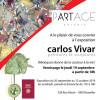 """""""Carlos Vivar. Peintures et sculptures"""""""
