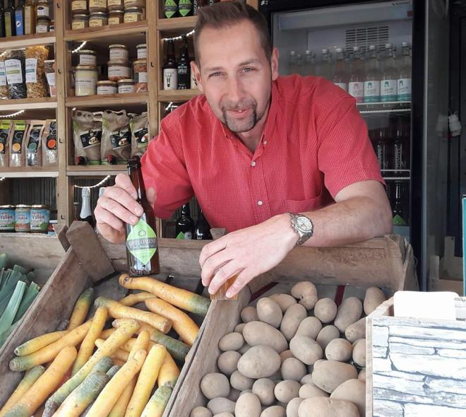 Abattoirs d'Anderlecht : le Foodmet accueille un quartier wallon avec Wallocale