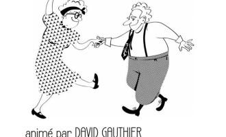Thé dansant David Gauthier