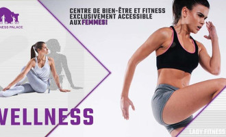 Lady Fitness Palace