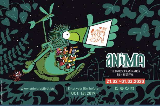 Festival Anima 2020 : découvrez l'affiche de la 39e édition