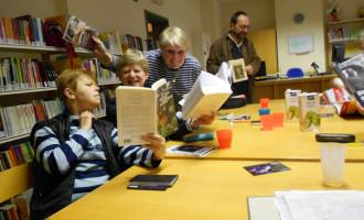 Je dis livres ! Le club de lecture de la Biblio de Saint-Gilles