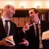 L'excellent salon littéraire du Dr. Johnson & du Pr. Schmuns - Spectacle d'improvisation