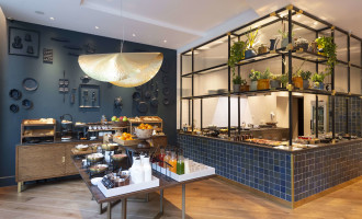 The 1040 Etterbeek's Modern Brasserie