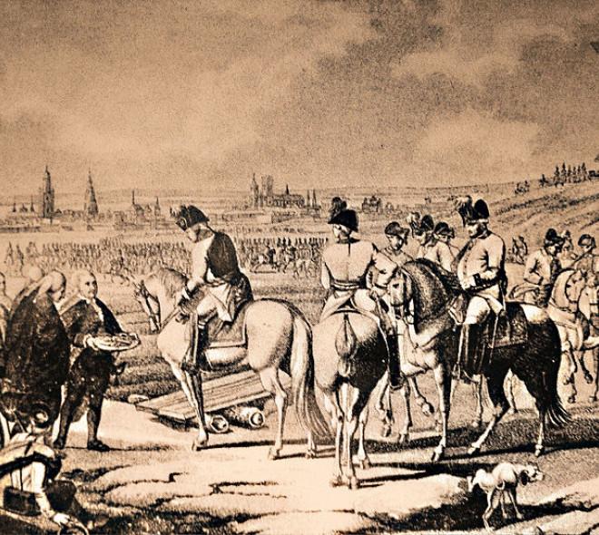 10 décembre 1790 : le retour des Autrichiens à Bruxelles