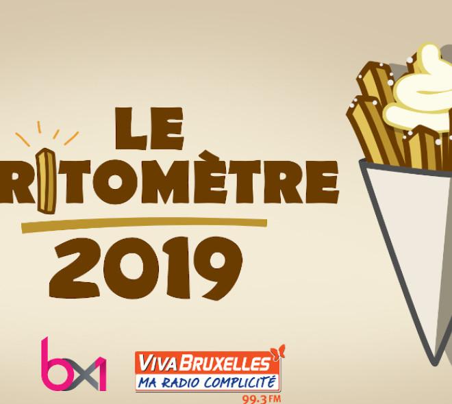 Fritomètre 2019 : Chez Jef élu meilleur fritkot de Bruxelles