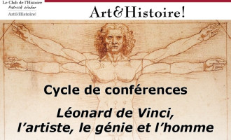 Léonard de Vinci, l'artiste, le génie et l'homme